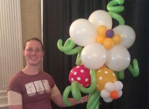 Kingdom Builders Balloon Flower