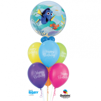 Dory Bubble Balloon gift
