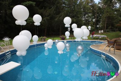Three foot balloons