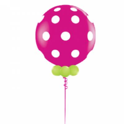 Large tassel balloon