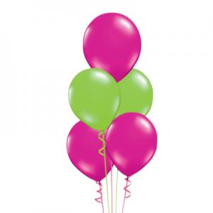Five balloon Centerpiece