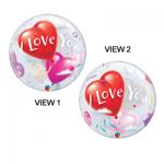 Love Heart Bubble