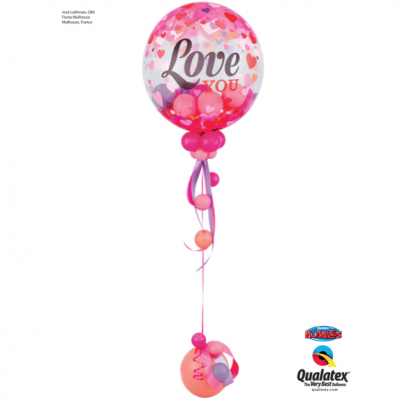 Love Bubble Bouquet
