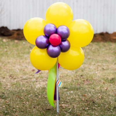 Early Spring Balloons