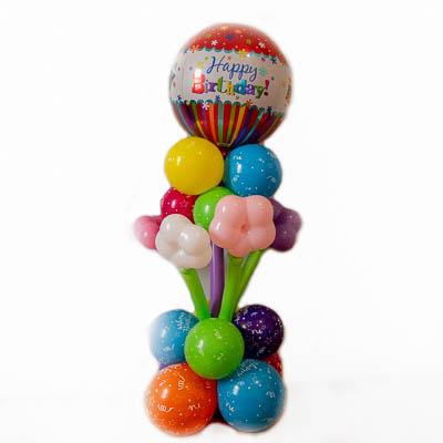 Bubble Balloon Gift Arrangement