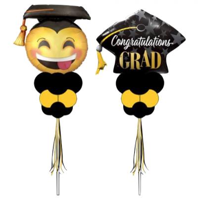 Smiley Graduate