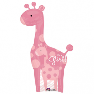 Large Girl Giraffe