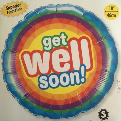 Rainbow Get Well Rings