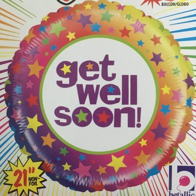 Rainbow Stars Get Well Soon