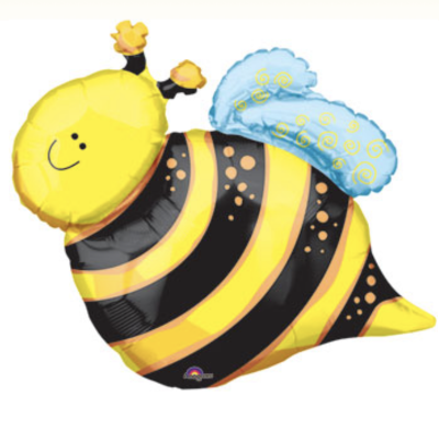 Happy Bumblebee
