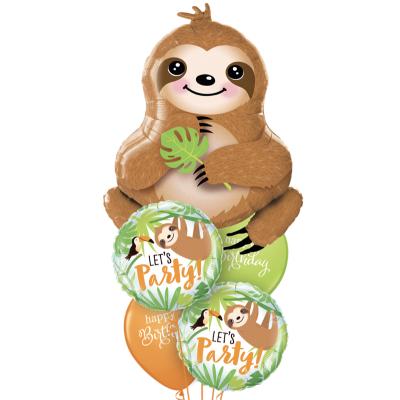 You're slothsome!