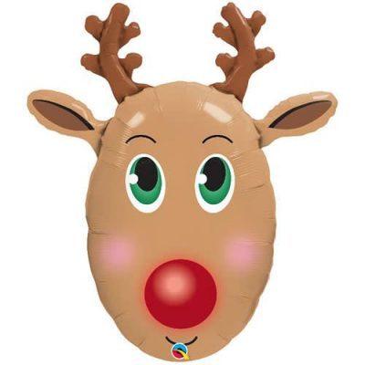 Qualatex reindeer