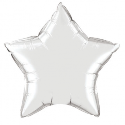 Solid Foil Balloon Shapes