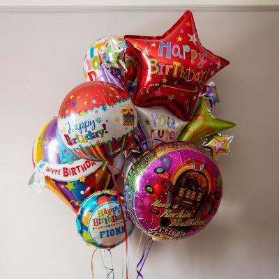 Singing Balloon Large Bouquet