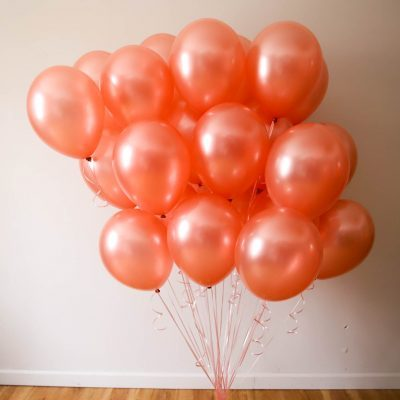 Perfect bunch of balloons